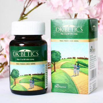 Viên tiểu đường DK-BETICS 60 Viên